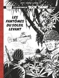 """Jean-Michel Arroyo et Frédéric Marniquet - Les aventures de Buck Danny """"Classic"""" Tome 3 : Les Fantômes du Soleil Levant - Avec un ex-libris."""