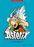 René Goscinny et Albert Uderzo - Astérix - 100 dessins pour la liberté de la presse.
