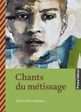Pierre Kobel et Bruno Doucey - Chants du métissage.