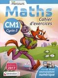 Katia Hache et Sébastien Hache - Maths CM1 Cycle 3 iParcours - Cahier d'exercices.