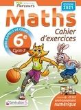 Katia Hache et Sébastien Hache - Maths 6e iParcours - Cahier d'exercices.