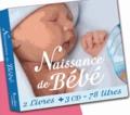 Rémi Guichard - Naissance de bébé - 2 livres + 3 CD - 78 titres.