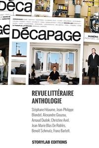 Stéphane Héaume et Jean-Philippe Blondel - Décapage - Anthologie numérique n°1.