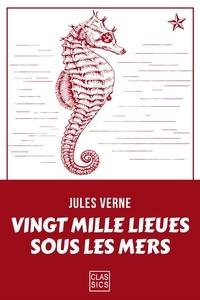 Jules Verne - Vingt-mille lieues sous les mers.