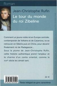 Le tour du monde du roi Zibeline Edition en gros caractères