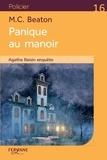 M. C. Beaton - Panique au manoir.