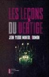 Les leçons du vertige | Montal, Jean-Pierre (1971-....)