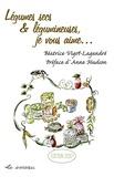Béatrice Vigot-Lagandré - Légumes secs & légumineuses, je vous aime....