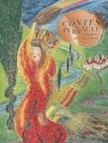 Charles Perrault - Les contes de Perrault illustrés par l'art brut.