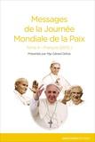 Gérard Defois - Messages de la journée mondiale de la paix - Tome 4, Pape François.