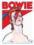 Mike Allred et Steve Horton - David Bowie, une vie illustrée.