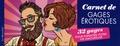 La Musardine - Carnet de gages érotiques - 32 gages pour pimenter votre vie amoureuse.