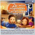 Michel Galabru et Anny Duperey - Les 20 contes indispensables pour les enfants sages. 10 CD audio