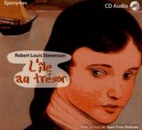Robert Louis Stevenson - L'île au trésor. 1 CD audio