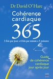 David O'Hare - Cohérence cardiaque 365 - Guide de cohérence cardiaque jour après jour.