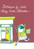PLV - Lorsque je vais en librairie.