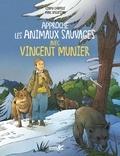 Cindy Chapelle et Marc N'Guessan - Approche les animaux sauvages avec Vincent Munier.