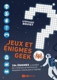 Stéphanie Bouvet - Jeux et énigmes geek.