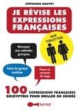 Stéphanie Bouvet - Je révise les expressions françaises aux toilettes.