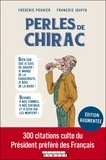 Frédéric Pouhier et François Jouffa - Les perles de chirac.