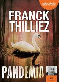 Franck Thilliez - Pandemia. 2 CD audio MP3