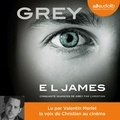 E L James - Grey - Cinquante nuances de Grey par Christian.