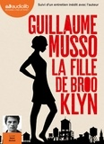 Guillaume Musso - La fille de Brooklyn. 1 CD audio MP3
