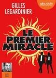 Gilles Legardinier - Le premier miracle. 2 CD audio MP3