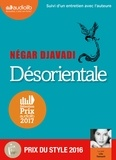 Négar Djavadi - Désorientale. 1 CD audio MP3