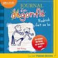 Jeff Kinney - Journal d'un dégonflé Tome 2 : Rodrick fait sa loi.