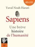 Yuval Noah Harari - Sapiens - Une brève histoire de l'humanité. 2 CD audio MP3