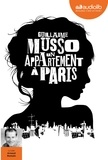 Guillaume Musso - Un appartement à Paris. 1 CD audio MP3