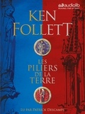 Ken Follett - Les piliers de la terre. 4 CD audio MP3