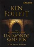 Ken Follett et Martin Spinhayer - Un monde sans fin. 5 CD audio MP3