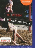 Jay Asher - 13 reasons why. 1 CD audio