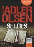 Jussi Adler-Olsen - Selfies - La septième enquête du Département V. 2 CD audio MP3