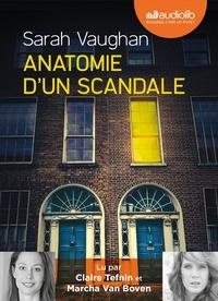 Sarah Vaughan - Anatomie d'un scandale. 2 CD audio MP3