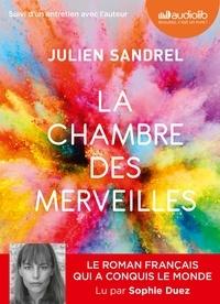Julien Sandrel - La chambre des merveilles. 1 CD audio MP3
