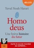Homo deus : Une brève histoire du futur / Yuval Noah Harari | Harari, Yuval Noah