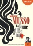 Guillaume Musso - La jeune fille et la nuit. 1 CD audio MP3