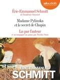 Eric-Emmanuel Schmitt - Madame Pylinska et le secret de Chopin. 2 CD audio