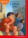 Henry Winterfeld - L'affaire Caïus. 1 CD audio MP3