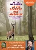La vie secrète des animaux / Peter Wohlleben   Wohlleben, Peter (1964-....). Auteur