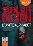 Jussi Adler-Olsen - L'Unité Alphabet. 2 CD audio MP3