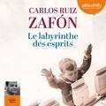 Carlos Ruiz Zafon - Le labyrinthe des esprits - Le cimetière des livres oubliés.