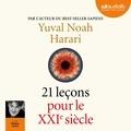 Yuval Noah Harari - 21 lecons pour le XXIe siècle.