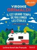Virginie Grimaldi - Il est grand temps de rallumer les étoiles. 1 CD audio MP3