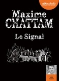Maxime Chattam - Le signal. 2 CD audio MP3