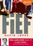 David Lopez - Fief. 1 CD audio MP3