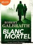 Robert Galbraith - Blanc mortel. 3 CD audio MP3
